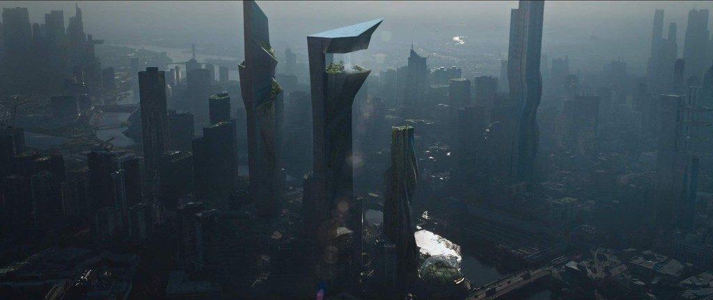 Città distopica
