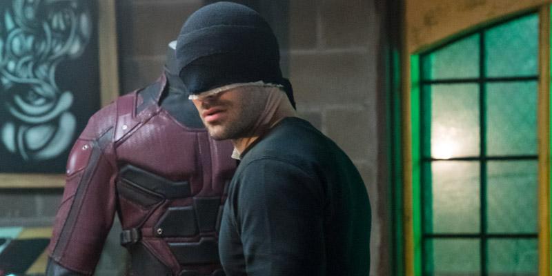 marvel Daredevil 4 - Erik oleson - Netflix