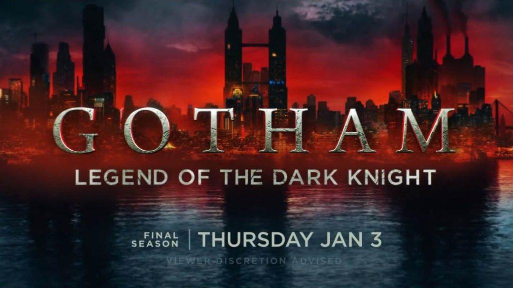 Gotham - Jim Gordon & Bruce Wayne/Batman