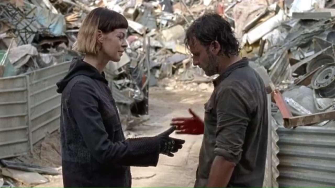 The Walking Dead: Anne comparirà nella trilogia di film su Rick Grimes.