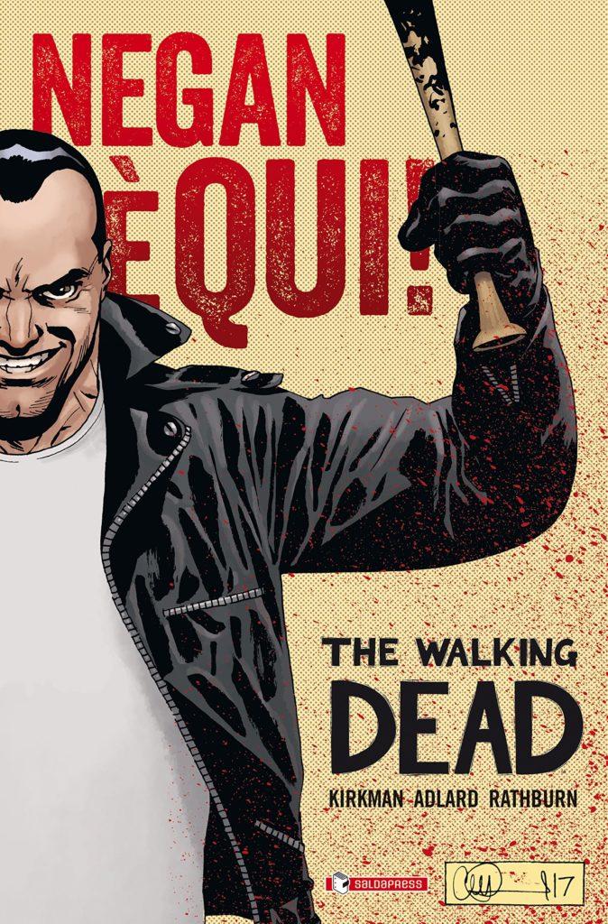 The Walking Dead: AMC al lavoro su un film su Negan?
