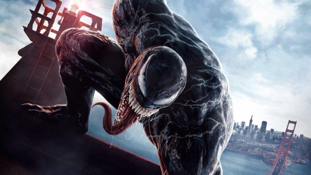 Sony Venom Tom Hardy simbionte