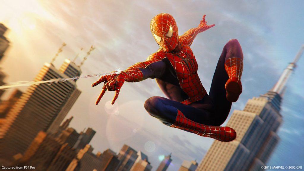 Spider-Man Insomniac Games