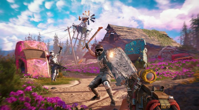 Far Cry New Dawn game