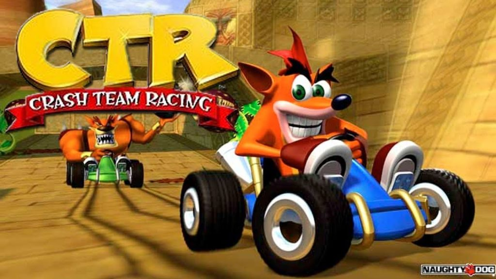 Game Awards 2018 CTR Crash Team Racing remaster