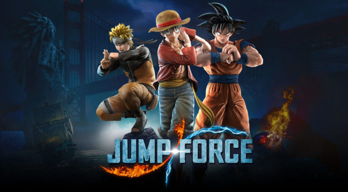 Jump Force Xbox one store data Open Beta