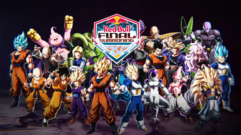 Red Bull Dragon Ball FighterZ Los Angeles