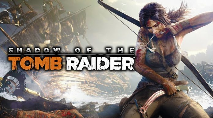 Shadow of the Tomb Rider Square Enix