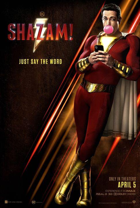 Shazam! - DC Extended Universe - Warner Bros.