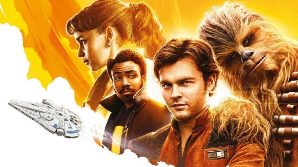 Solo Star Wars story oscar 2019