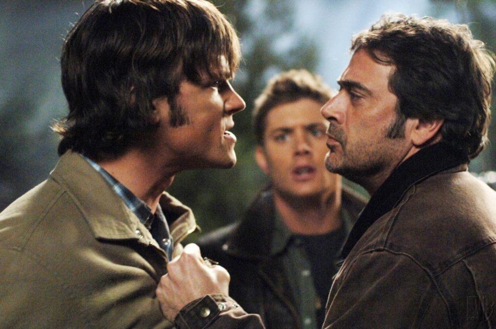 Supernatural episodio 300 Morgan