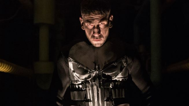 The Punisher 2 - Netflix Gennaio 2019