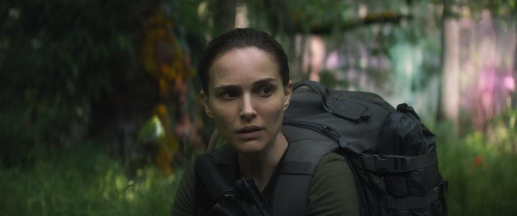 Annientamento (Annihilation) Natalie Portman su Netflix
