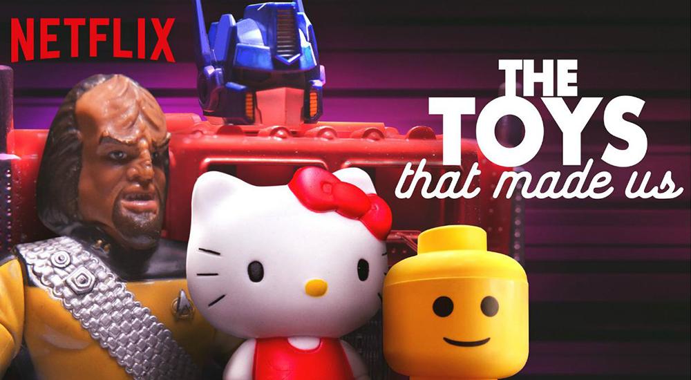 NerdPool consiglia: I giocattoli della nostra infanzia - NETFLIX (Docu-Serie)