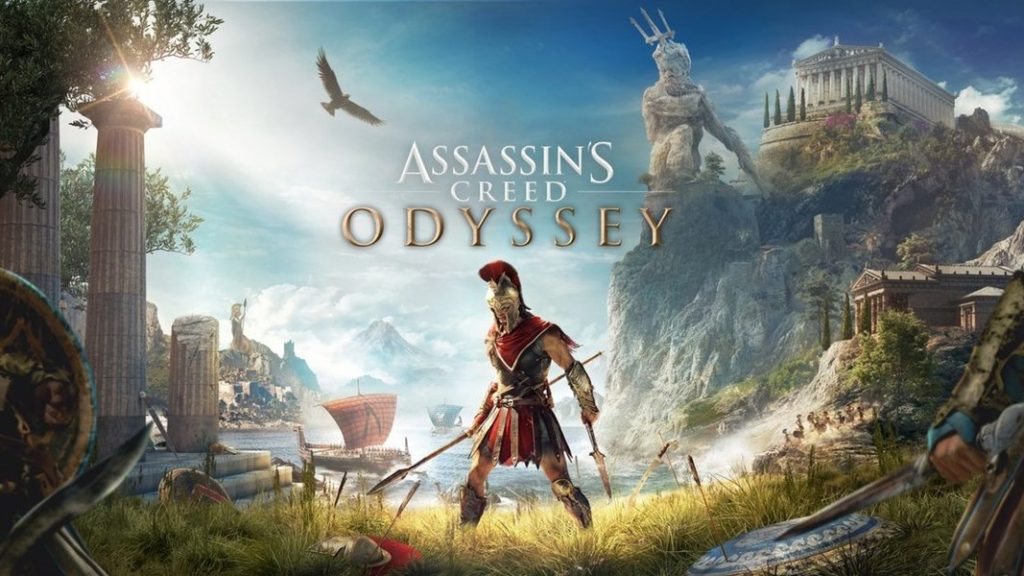 Project Stream Ubisoft Assassin's Creed Odyssey