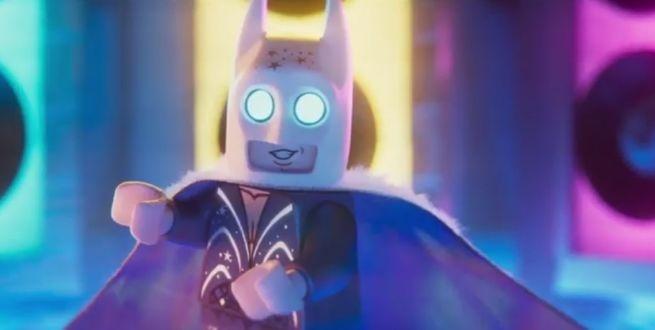 film The LEGO Movie 2 (Warner Bros.) - Batman