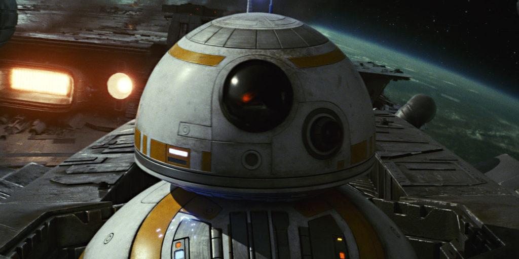 BB8 star wars episodio IX