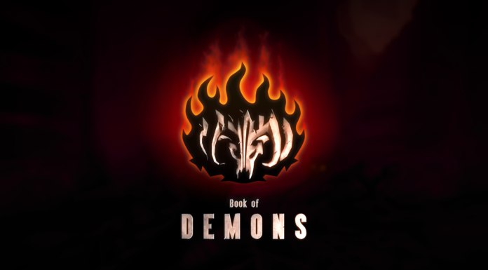 Book of demons Diablo