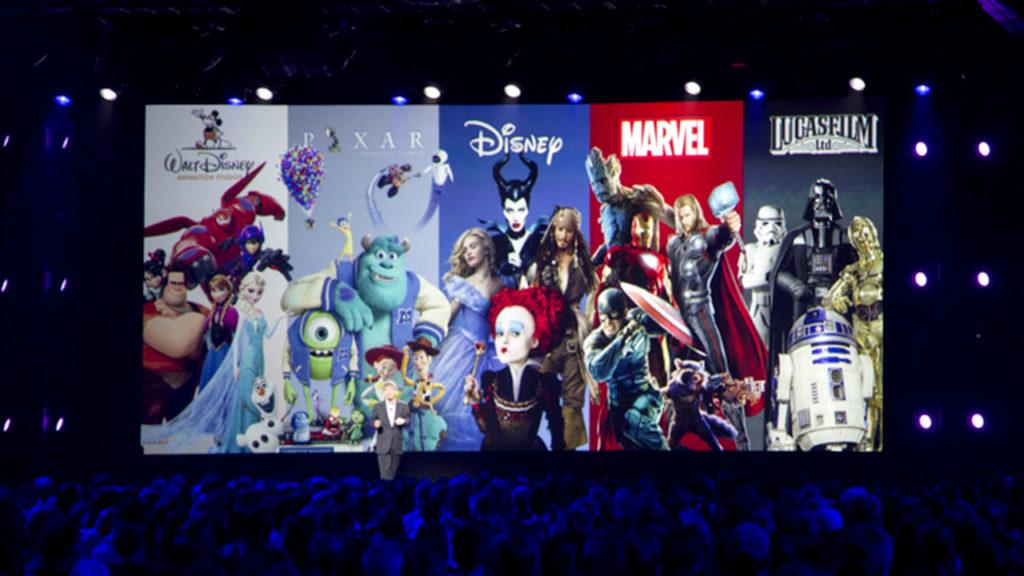 Disney Avengers Star Wars Topolino