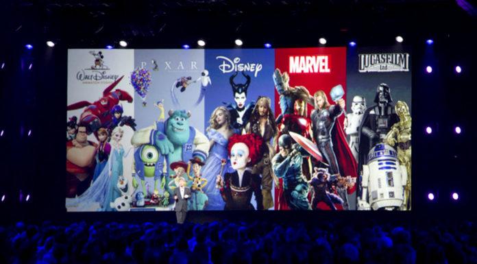 Disney - uscite 2019