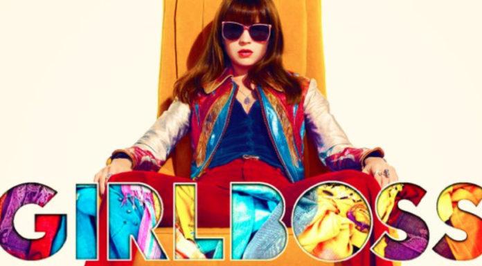 girlboss - poster- official- netflix