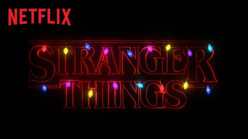 Feste sottosopra - Stranger Things - Netflix