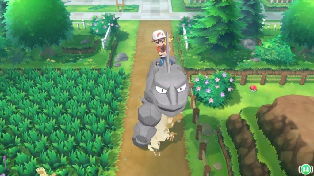Pokémon Let's GO Nintendo