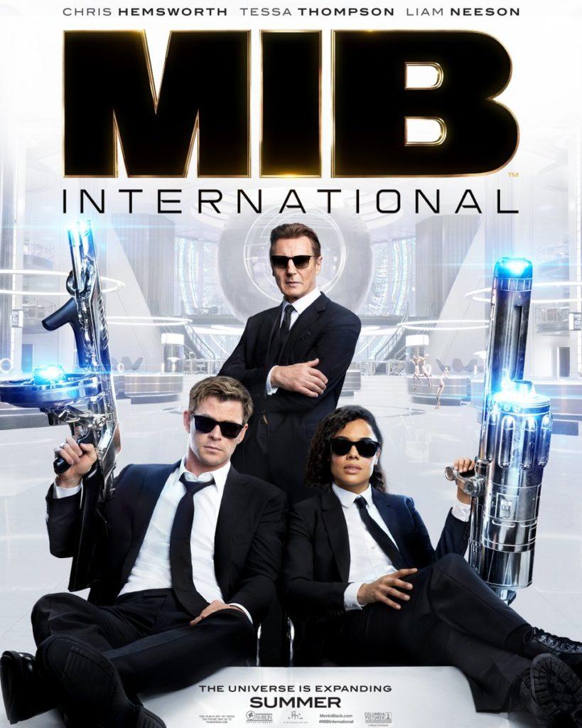 Film Sony Pictures  - Men In Black International