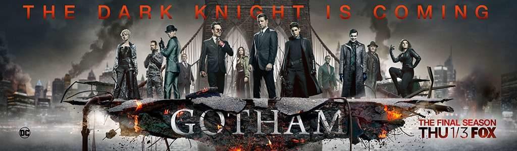 Gotham 5 - video final trailer - Bane, Batman, Joker, Catwoman