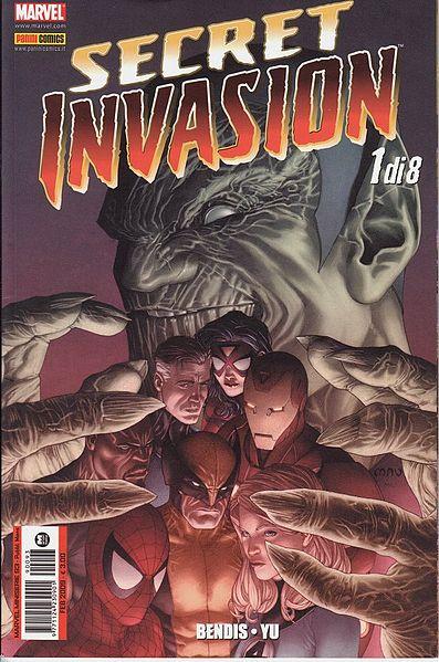 Secret Invasion - Skrull - Avengers: Endgame