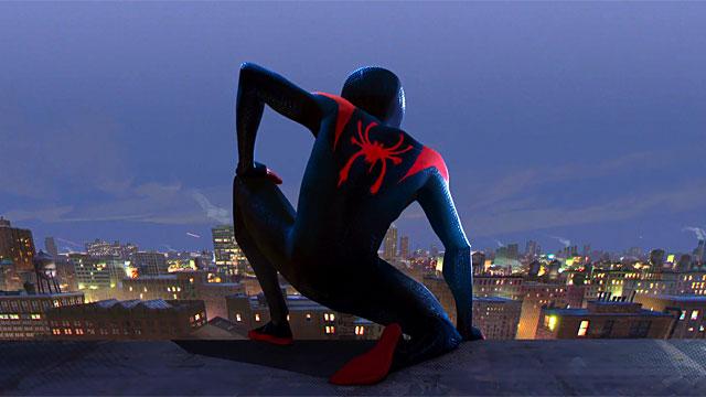 Spider-Man: Un Nuovo Universo Miles Morales Ragnoverso