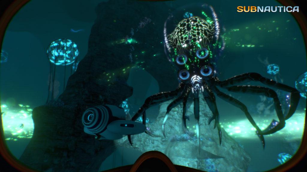 Subnautica Epic Games Store
