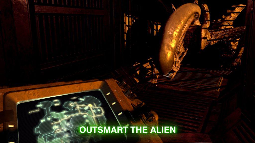 Alien Blackout Isolation Xenomorfo gioco