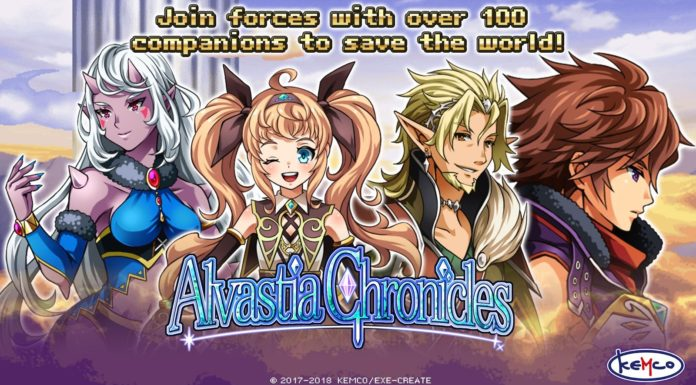Alvastia Chronicles rpg retro gioco mobile xbox steam