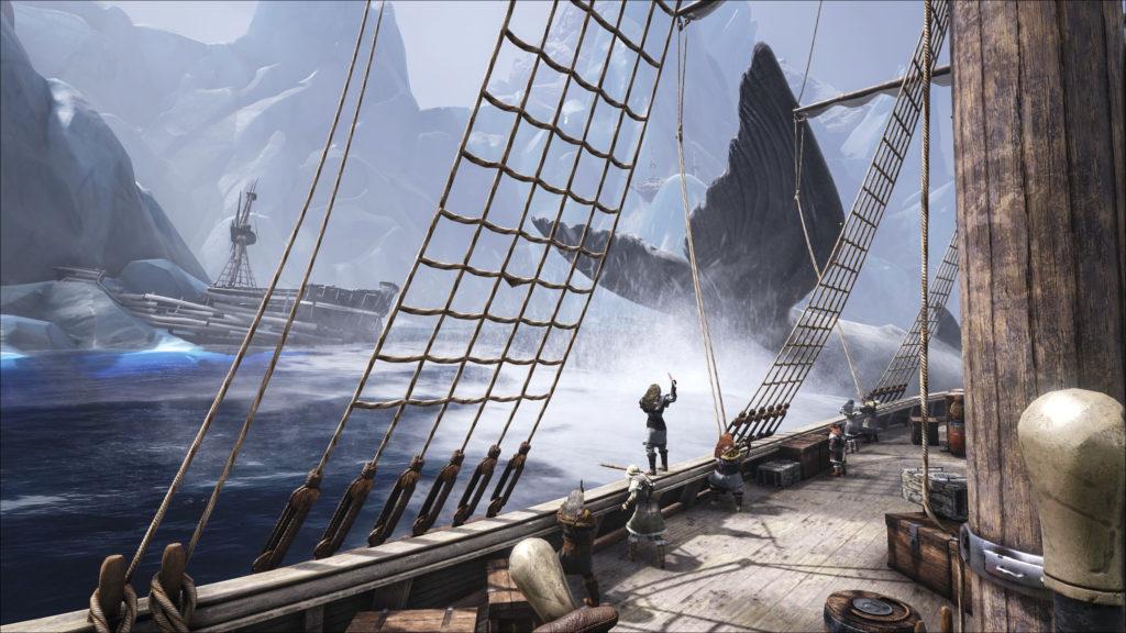 Atlas game gioco survival ship pirati