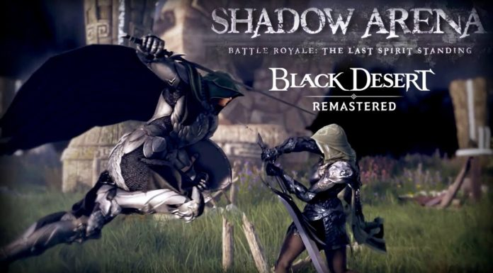 Black Desert Online battle royale Shadow Arena