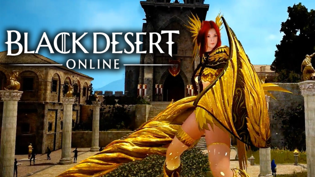 Black Desert mmorpg gioco battle royale early access
