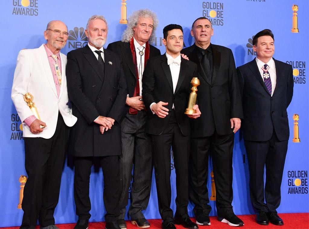Bohemian Rhapsody candidato academy 2019