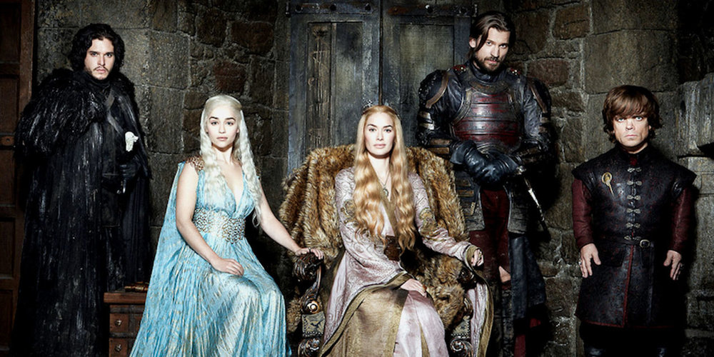 Game of Thrones HBO Martin