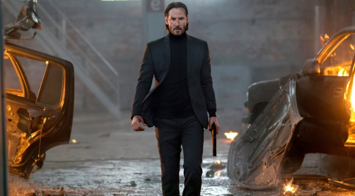John Wick Keanu Reeves Assassino