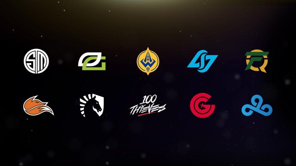 LCS NA team 2019 campionato LoL twitch