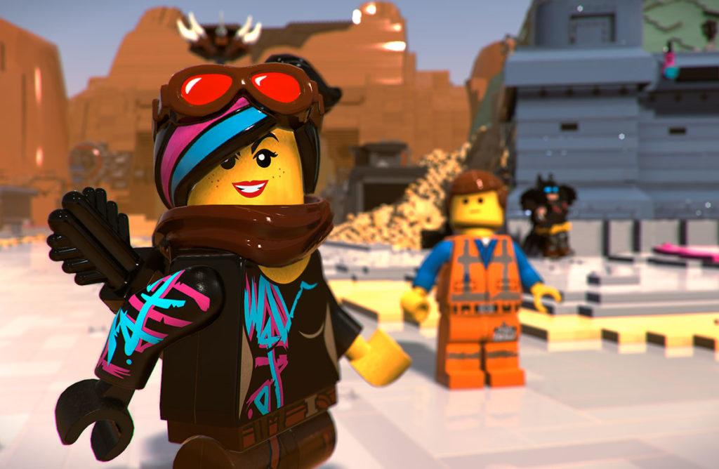 LEGO Movie 2 Videogame trailer reaser personaggi gioco