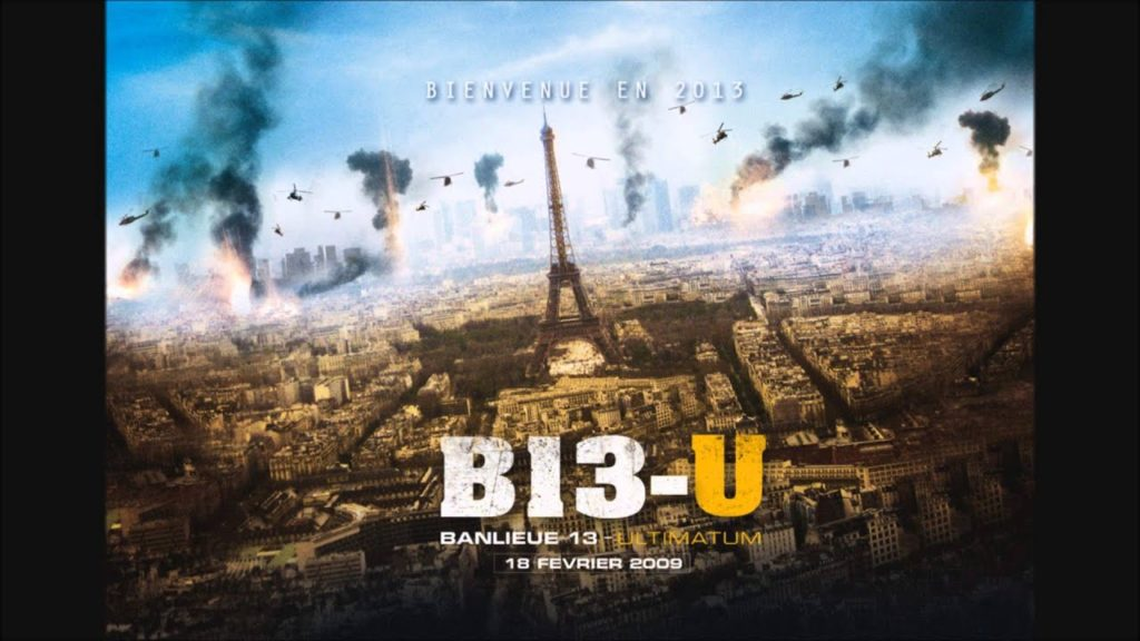 Netflix B13 Besson settimana febbraio