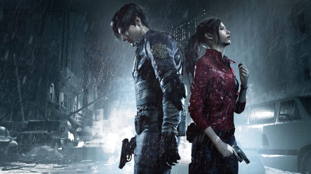 Netflix gioco Resident Evil 2 serie tv