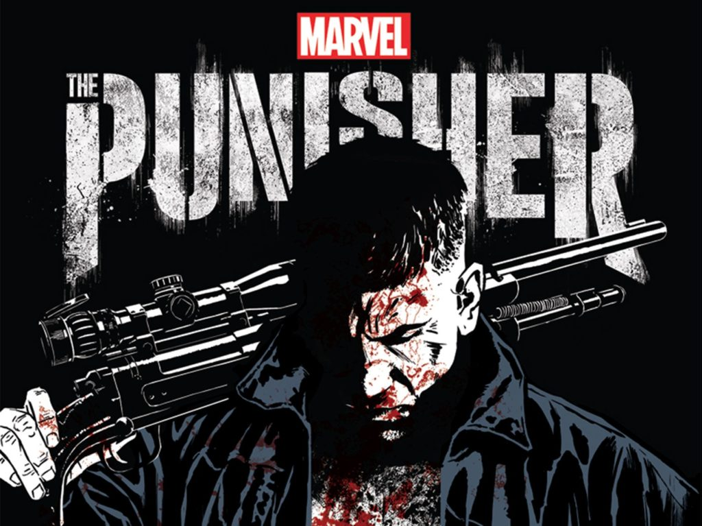 The Punisher su Netflix