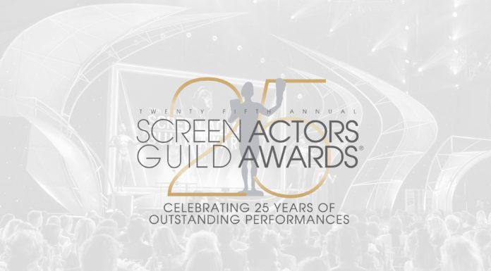 SAG Awards 2019 logo vincitori film serie tv televisione