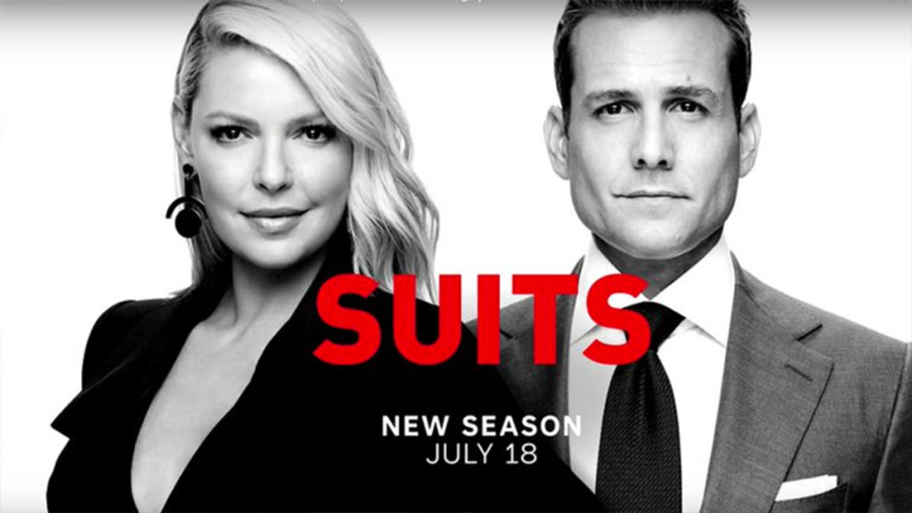 Suits stagione 9 ultima cast serie tv