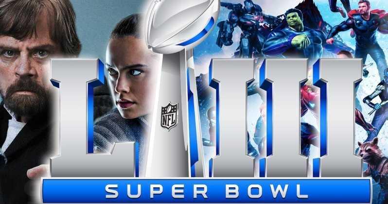 Star Wars Episodio IX Super Bowl