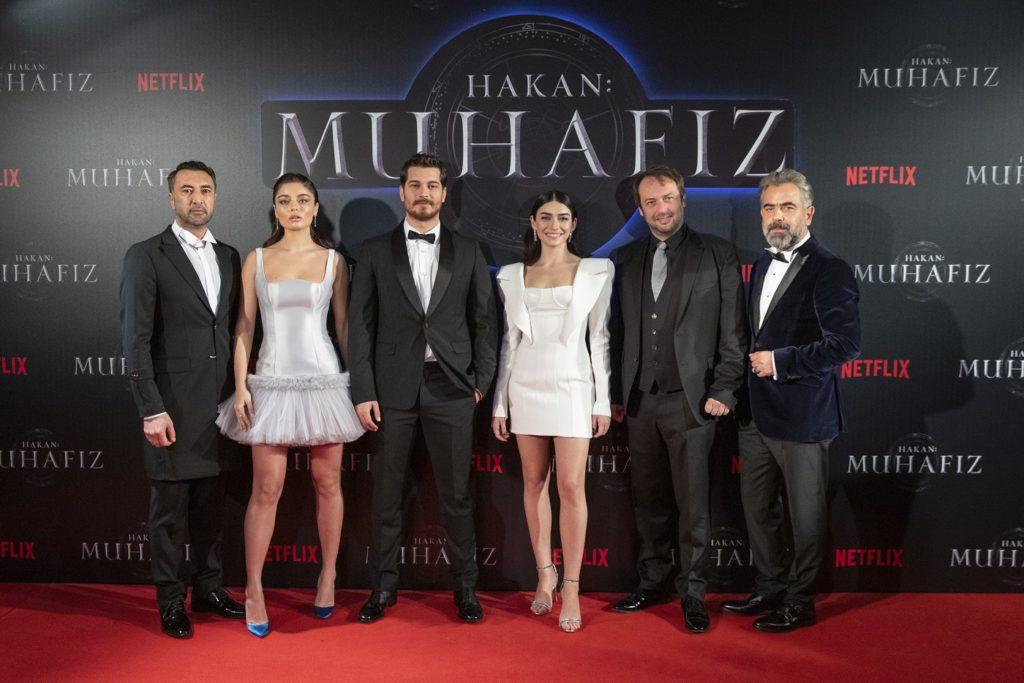 The Protector serie tv Muhafiz netflix supereroe cast