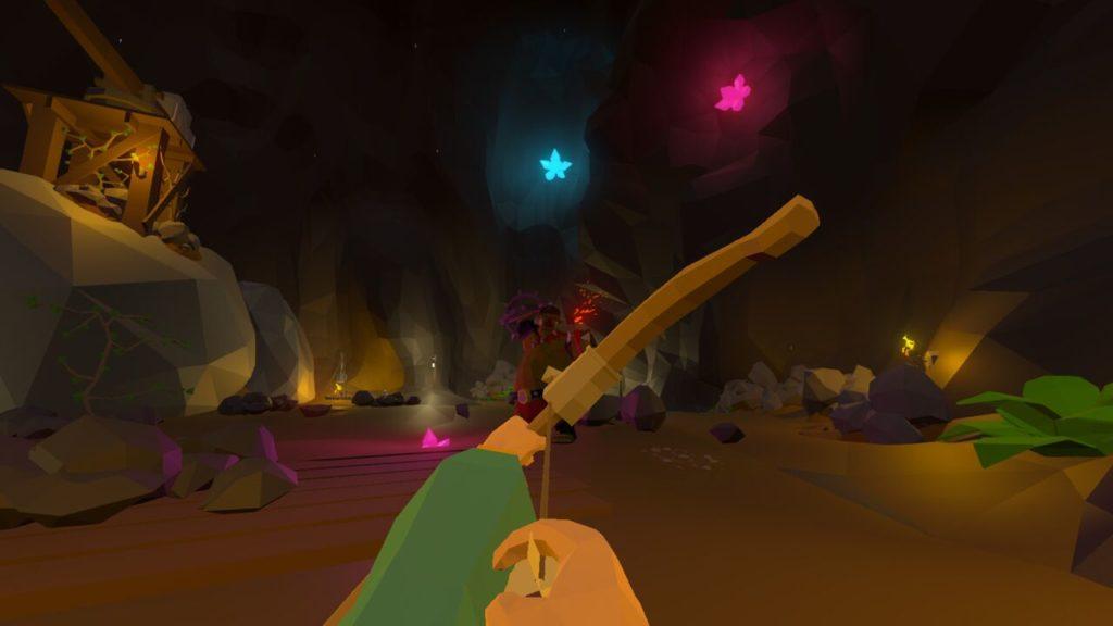 Windscape indie open world avventura gioco data zelda